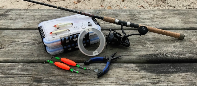 Fishing basics for beginners the gear you need to get started for Where to buy fishing license near me