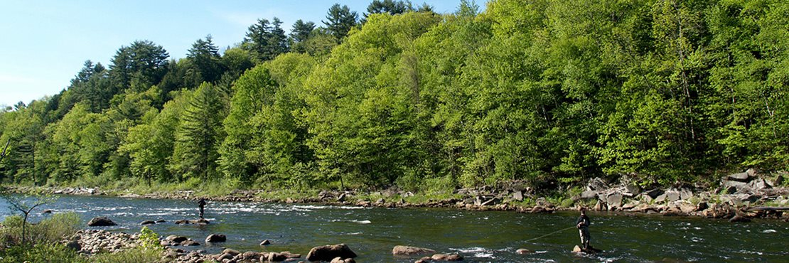New Hampshire Fishing & Boating