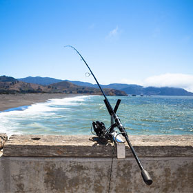 Guide to Pier Fishing in California