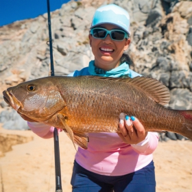7 Top Female Anglers Making Waves Across Social Media
