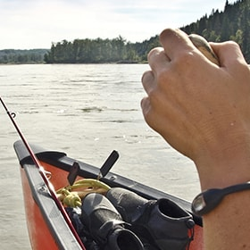 Canoe fishing is a simple, affordable way to take fishing adventures to the water.