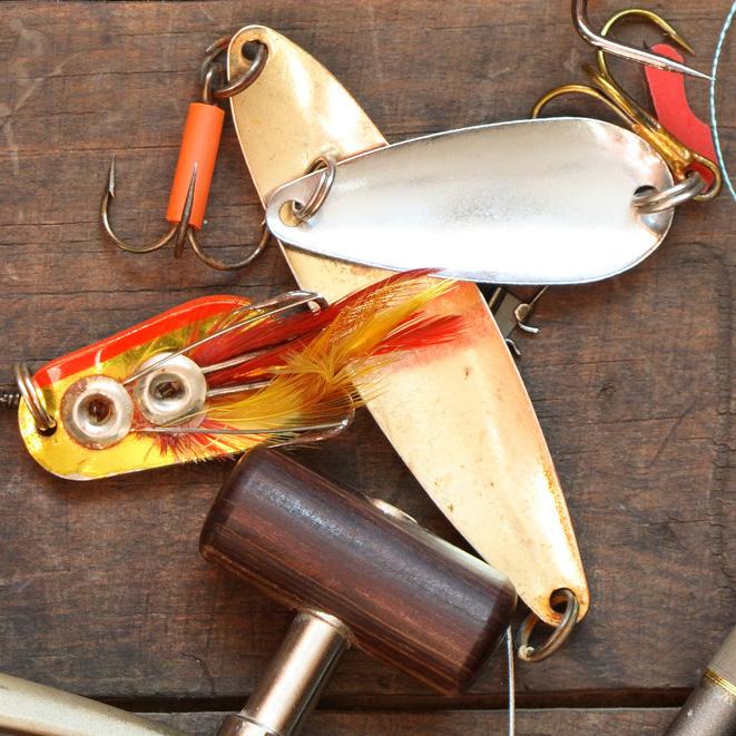 saltwater fishing bait and lures - take me fishing, Hard Baits