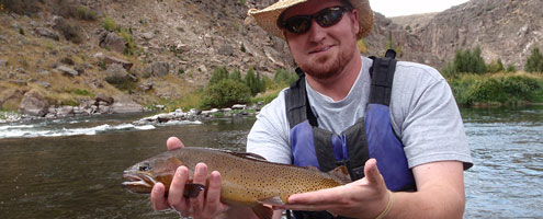 Buy Your Idaho Fishing License Online