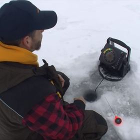 Helpful Ice Fishing Electronics