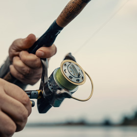 Why a Spinning Rod & Reel Combo is Best for Beginners