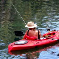 Top Fishing Kayak Accessories & Gear