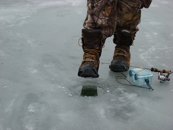 IceFishingFootWork