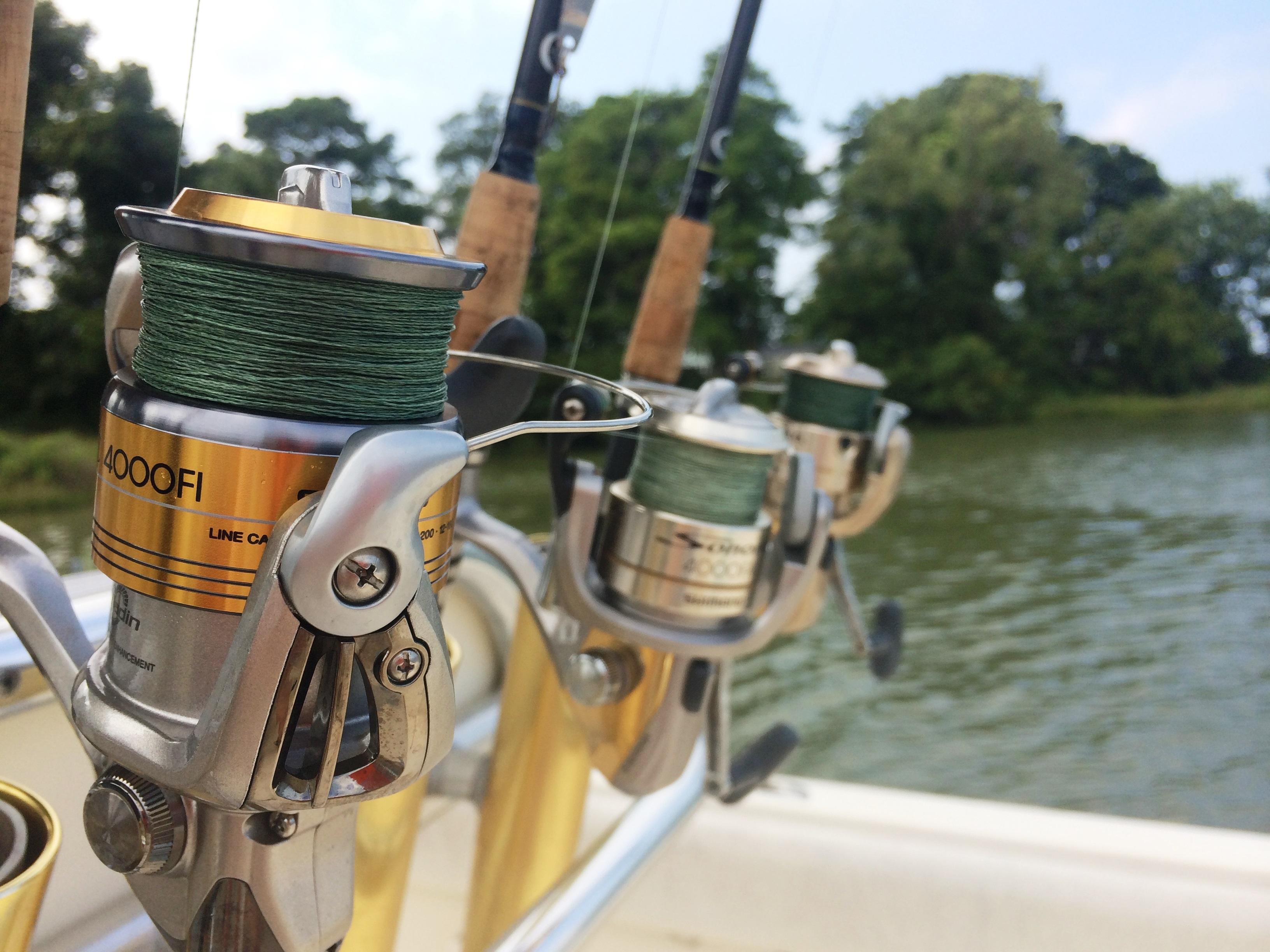 freshwater fishing gear - take me fishing, Fishing Rod