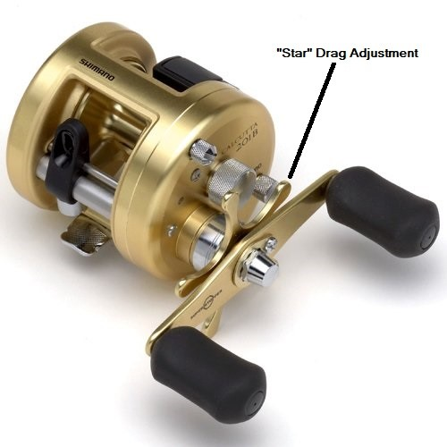 How to Set Drag on Different Reels