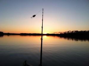 lake-fishing-rod