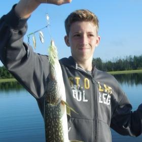 Time to enjoy Minnesota's walleye and northern pike fishing