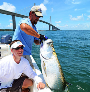 skyway tarpon clay