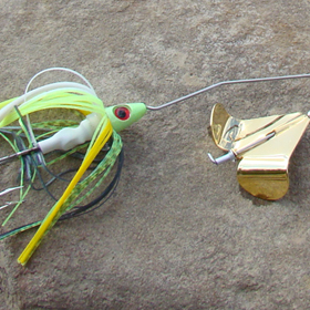 The Power Bass Fishing Lure