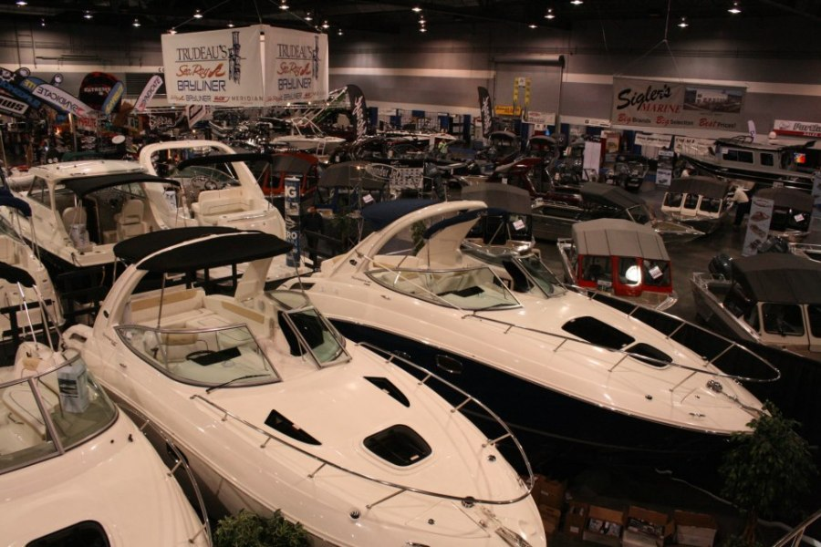 Fall Boat Shows