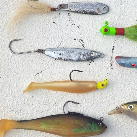 The Best Saltwater Lures for Pier Fishing