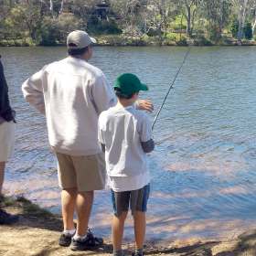 5 Reasons You Should Teach a Kid To Fish