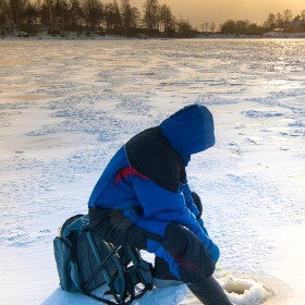 How to use ice safety picks effectively