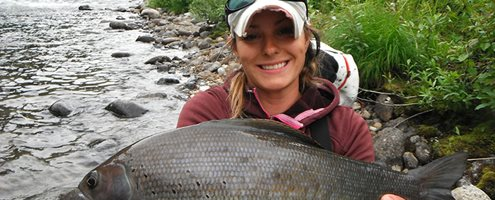 Guide for alaska fishing and boating for Place to fish near me