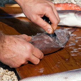 How to Clean a Fish before Cooking