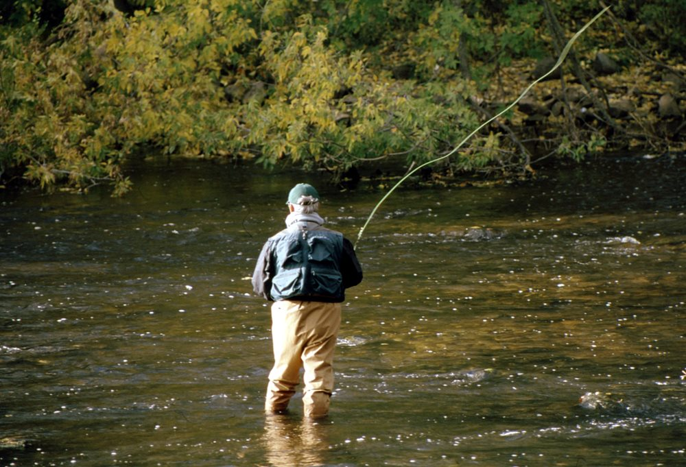 Learn about the different types of fishing pants available