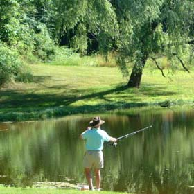 Useful Pond Fishing Tips & Info