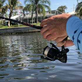 6 Secrets To Using an Open Face Rod and Reel