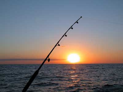 Learn how to use a fishing calendar to determine best times to fish