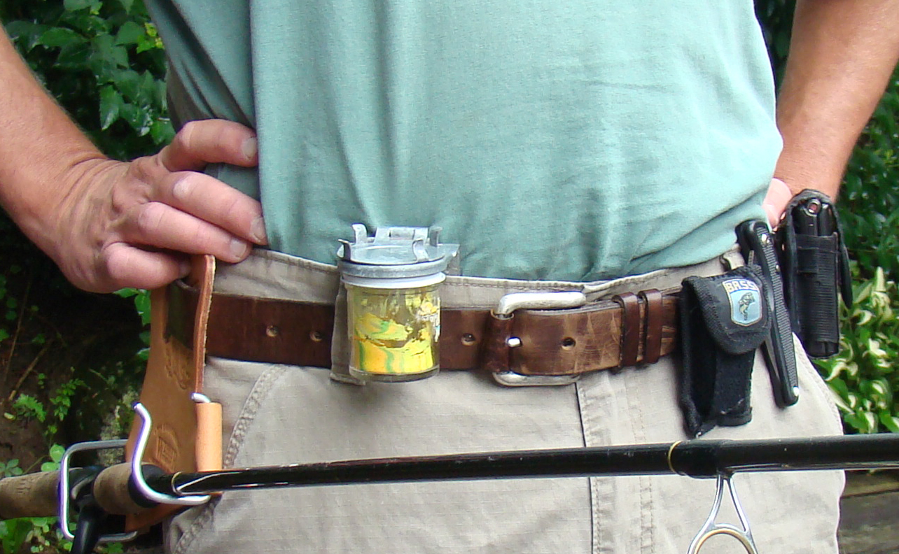 Fishing Bat Belt