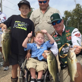Children With Special Needs Can Fish Too!