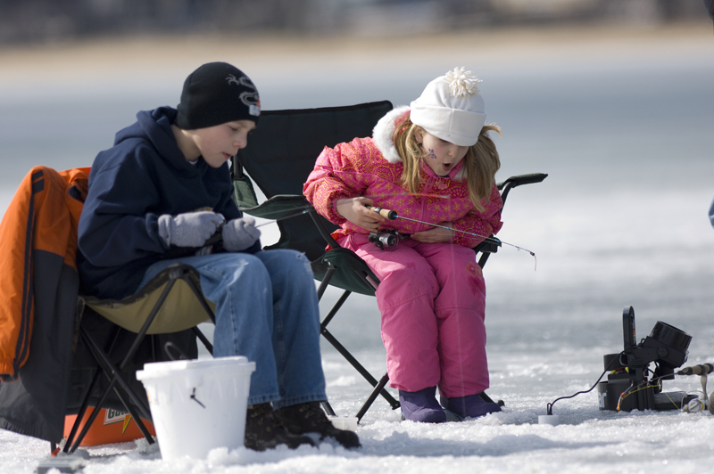 Get Started Ice Fishing