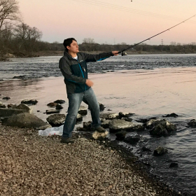 Good local fishing spots take me fishing for Good fishing places near me