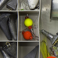 Fishing Weights and Bobbers You'll Need