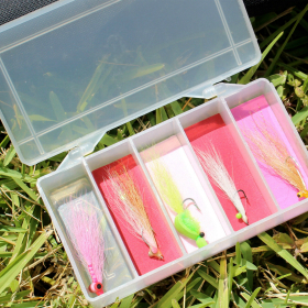flies ready for fly fishing season