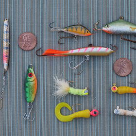 Artificial Bait for Ice Fishing: Vertical Lures That Work