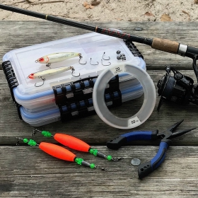 The Gear You Need to Get Started fishing