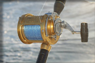 Saltwater Fishing Tackle for Deep-Sea Fishing