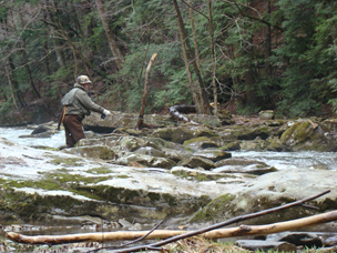 Wading Safety:  What to Do If You Fall in the River