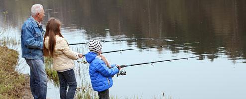 iowa - take me fishing, Fishing Reels