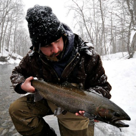 Tips to catch trout in this season