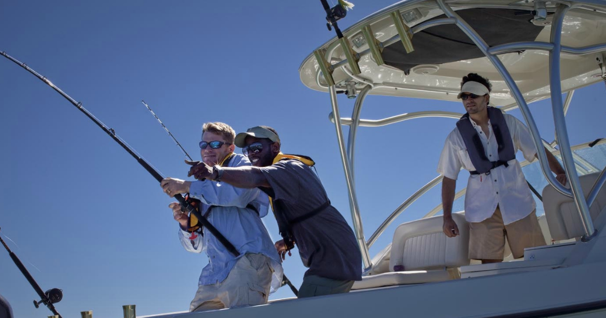 get one day fishing license info