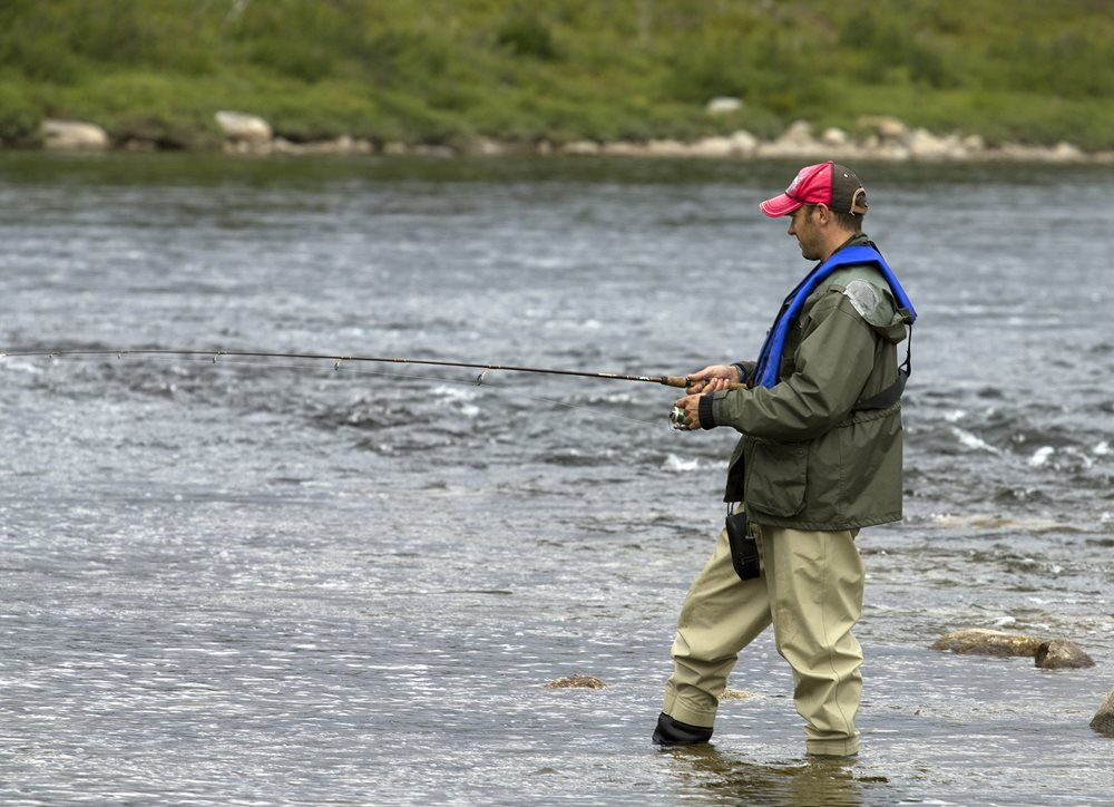 Fly fishing pants help you stay dry and comfortable for longer periods of time.