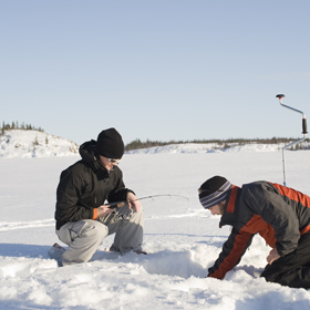 Ice Fishing License Information