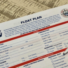 Boat Float Plan: Include This Important Information