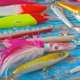TUNA TACKLE FOR BEGINNERS: 5 LURES YOU'LL LOVE