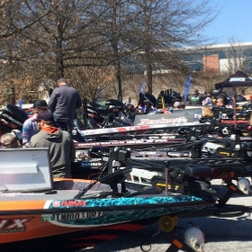The Bassmaster Classic is happening now