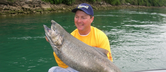 Best salmon lures for rivers a primer on river salmon lures for Best bait for salmon fishing in the river